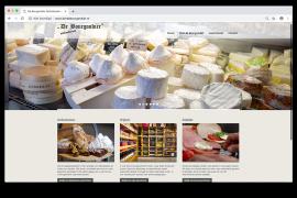 Website Bourgondiër delicatessen